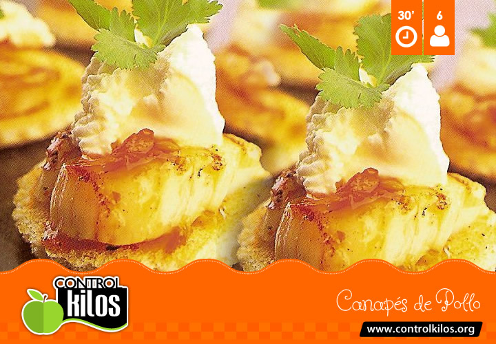 Receta-Canapes-Pollo
